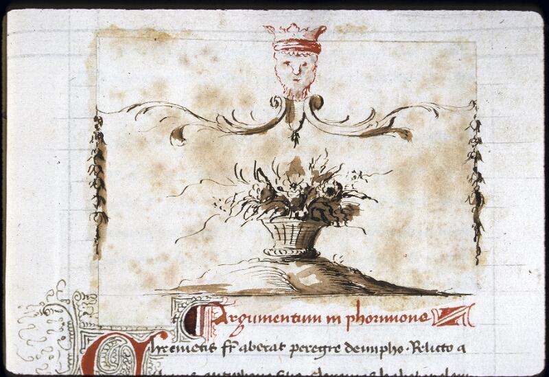 Lyon, Bibl. mun., ms. 0150, f. 122 - vue 2
