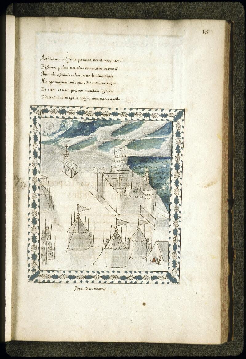 Lyon, Bibl. mun., ms. 0154, f. 015 - vue 1
