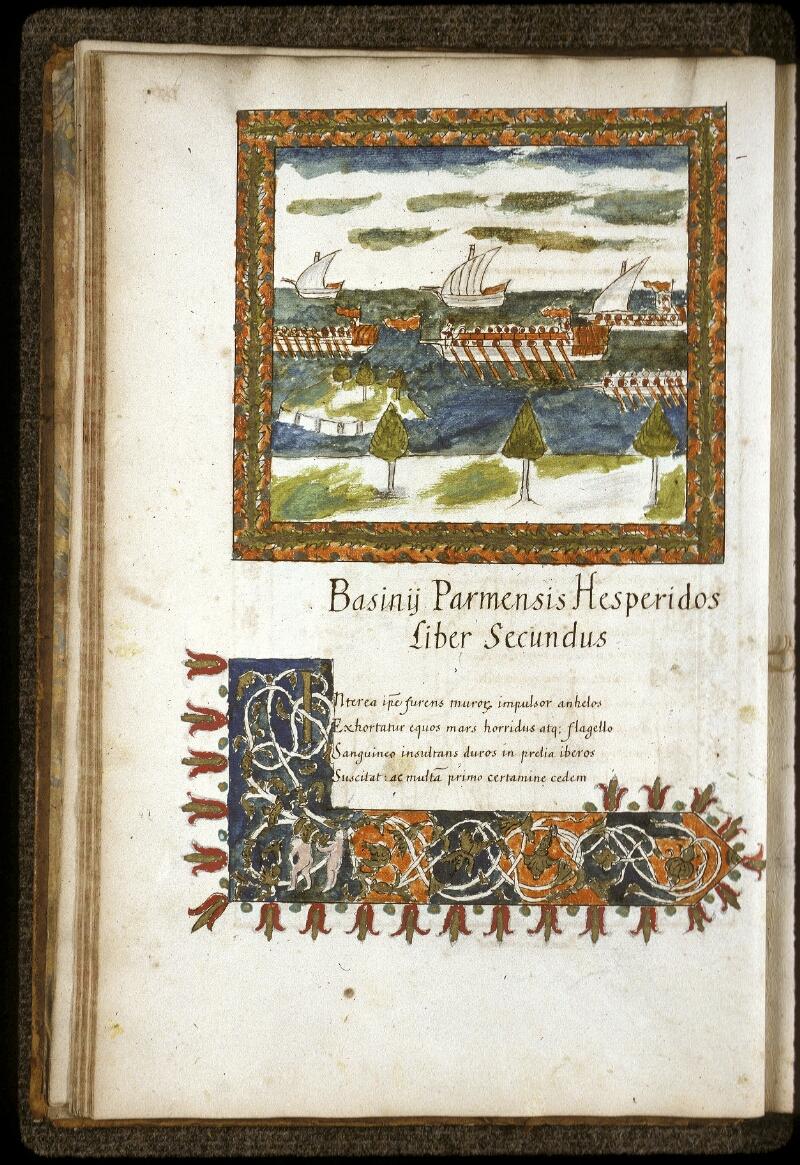 Lyon, Bibl. mun., ms. 0154, f. 015v - vue 1