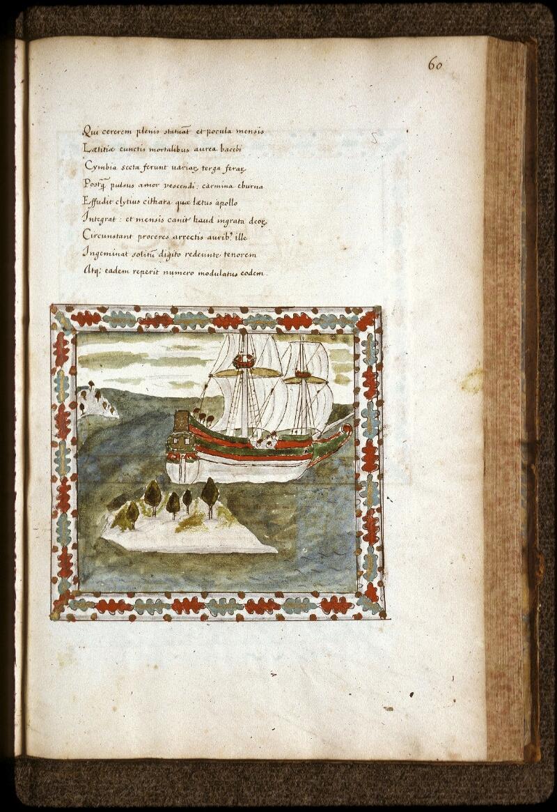Lyon, Bibl. mun., ms. 0154, f. 060 - vue 1