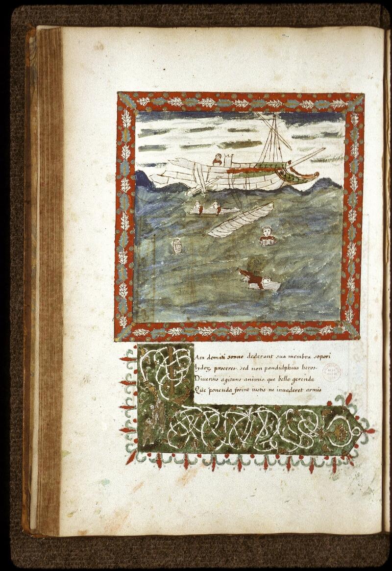 Lyon, Bibl. mun., ms. 0154, f. 060v - vue 1