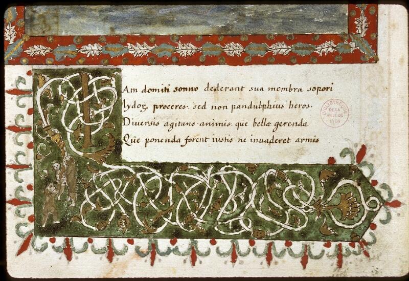 Lyon, Bibl. mun., ms. 0154, f. 060v - vue 3