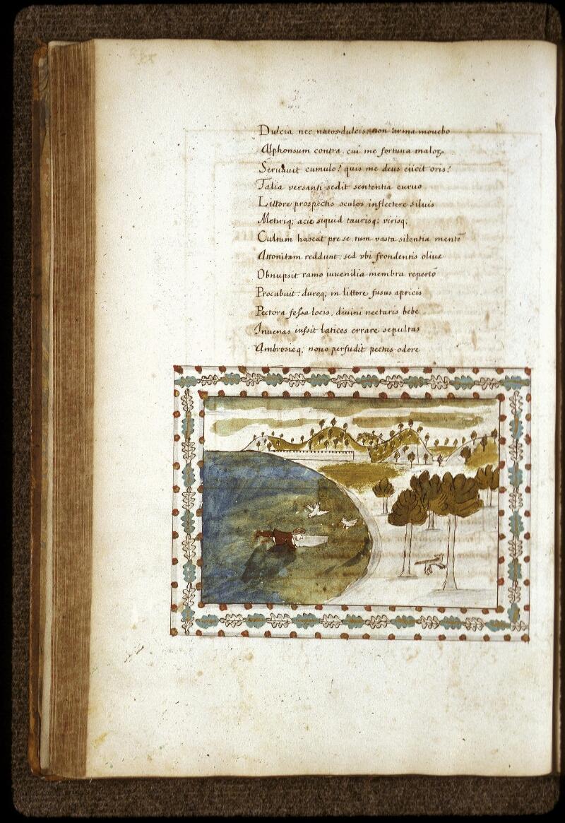 Lyon, Bibl. mun., ms. 0154, f. 072v - vue 1