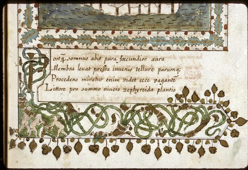 Lyon, Bibl. mun., ms. 0154, f. 073 - vue 3
