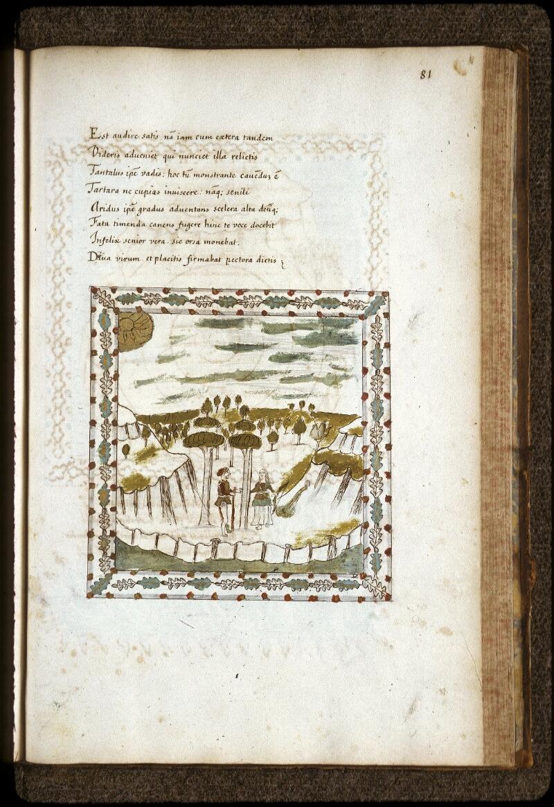 Lyon, Bibl. mun., ms. 0154, f. 081 - vue 1