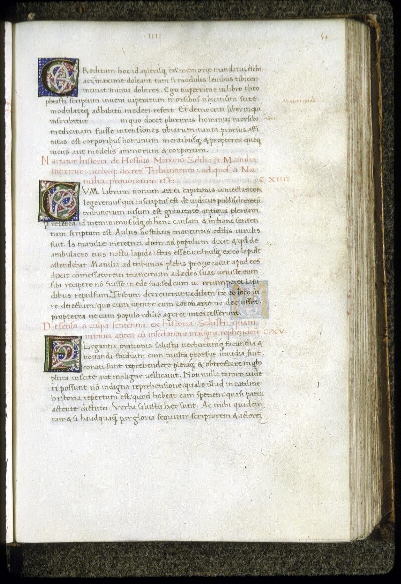 Lyon, Bibl. mun., ms. 0166, f. 054