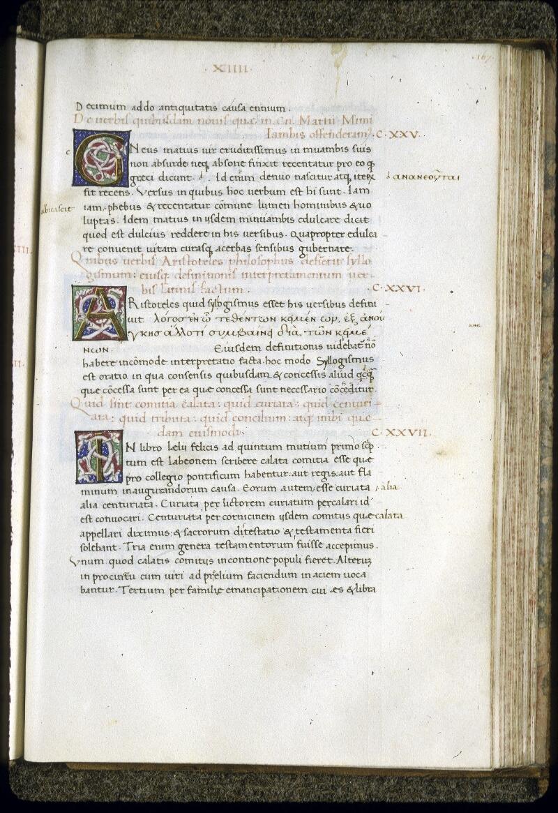 Lyon, Bibl. mun., ms. 0166, f. 167