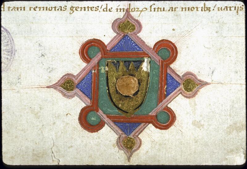 Lyon, Bibl. mun., ms. 0168, f. 001 - vue 4