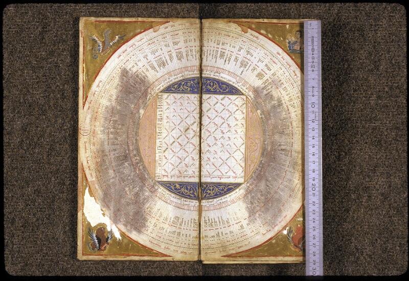 Lyon, Bibl. mun., ms. 0175, carte 1 - vue 1