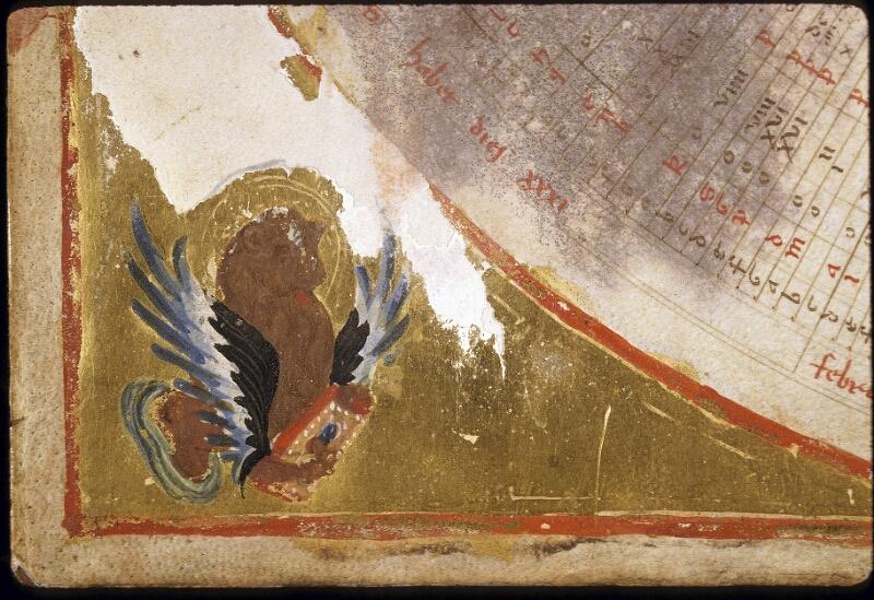 Lyon, Bibl. mun., ms. 0175, carte 1 - vue 4