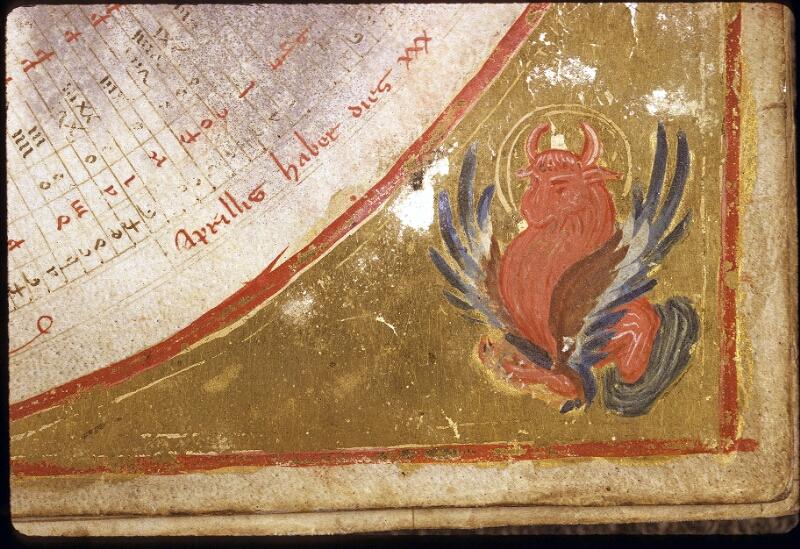 Lyon, Bibl. mun., ms. 0175, carte 1 - vue 6