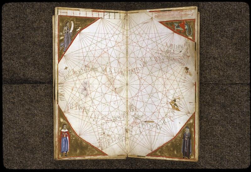 Lyon, Bibl. mun., ms. 0175, carte 3 - vue 1
