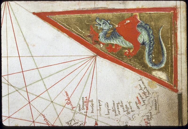 Lyon, Bibl. mun., ms. 0175, carte 3 - vue 4