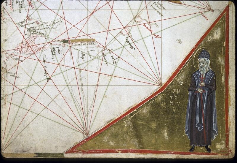 Lyon, Bibl. mun., ms. 0175, carte 3 - vue 5