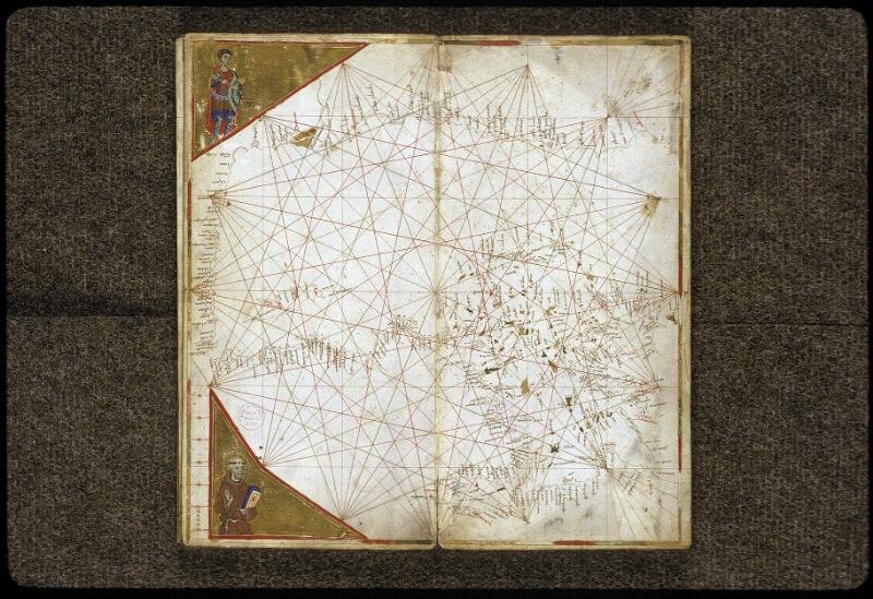 Lyon, Bibl. mun., ms. 0175, carte 4 - vue 1