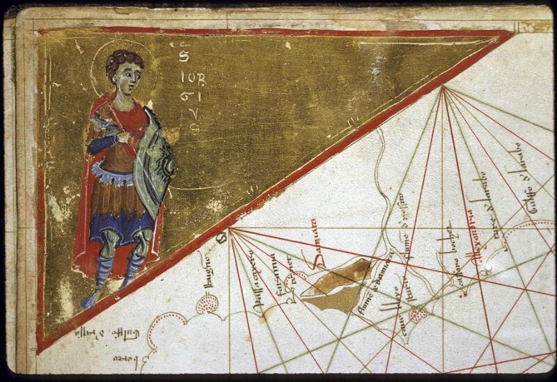 Lyon, Bibl. mun., ms. 0175, carte 4 - vue 2