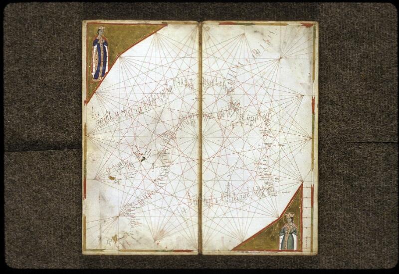 Lyon, Bibl. mun., ms. 0175, carte 7 - vue 1