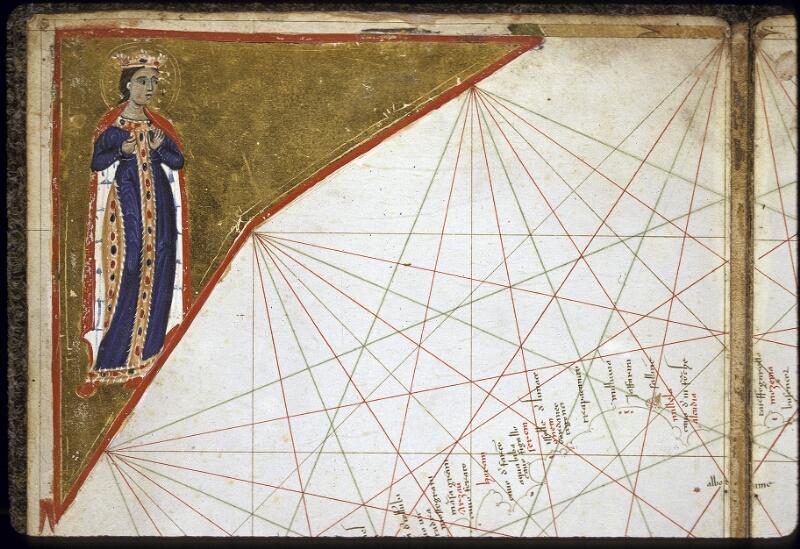 Lyon, Bibl. mun., ms. 0175, carte 7 - vue 2