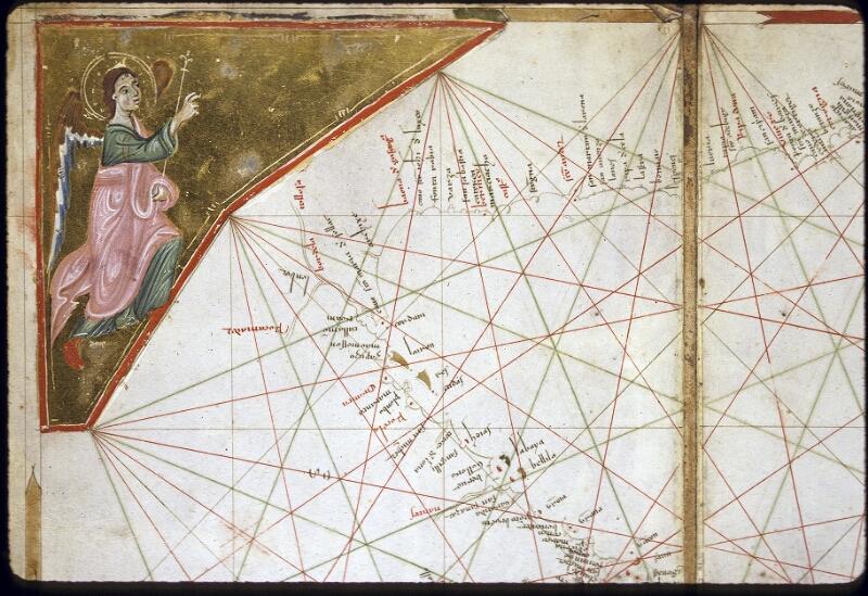 Lyon, Bibl. mun., ms. 0175, carte 8 - vue 2