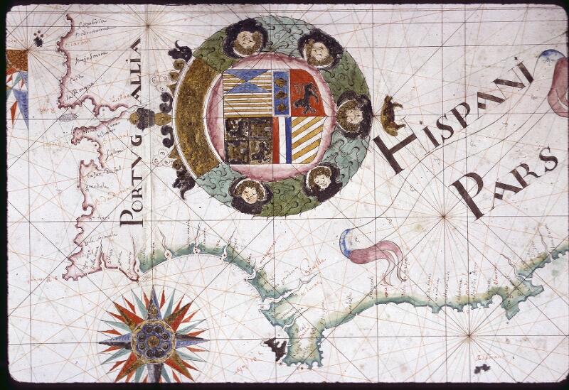 Lyon, Bibl. mun., ms. 0177, f. 002 - vue 1