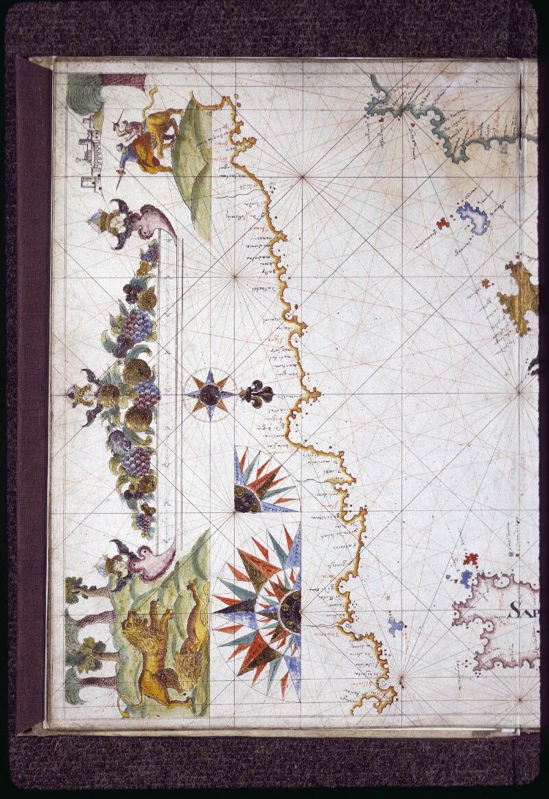 Lyon, Bibl. mun., ms. 0177, f. 002v - vue 1