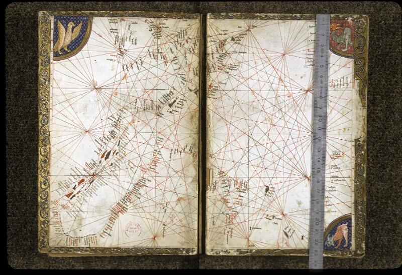 Lyon, Bibl. mun., ms. 0179, p. 001-002 - vue 1