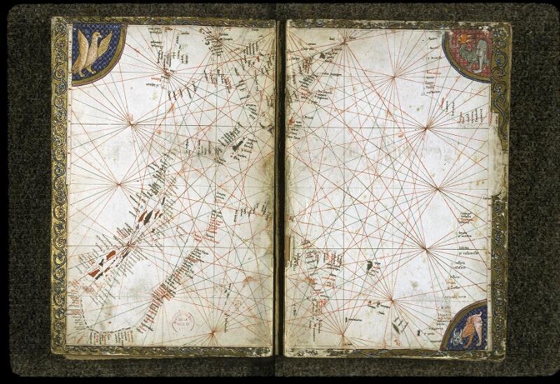 Lyon, Bibl. mun., ms. 0179, p. 001-002 - vue 2