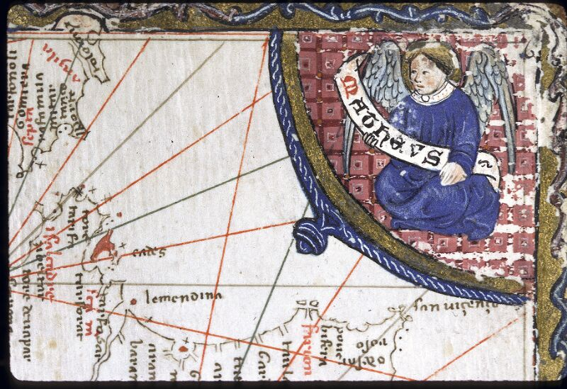 Lyon, Bibl. mun., ms. 0179, p. 006 - vue 1