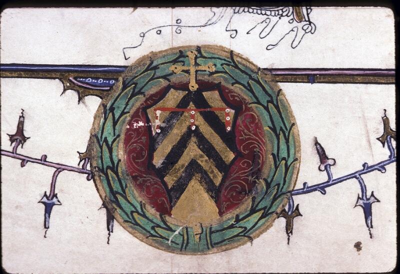 Lyon, Bibl. mun., ms. 0180, f. 003 - vue 3