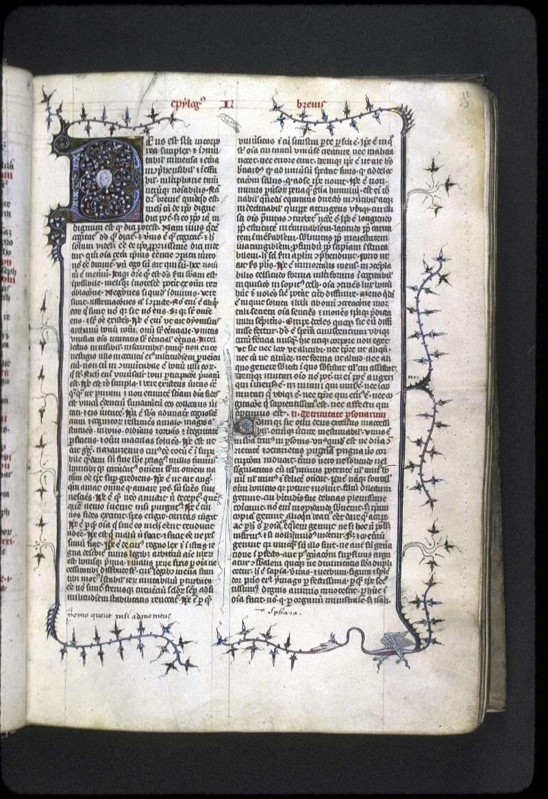 Lyon, Bibl. mun., ms. 0180, f. 032 - vue 1