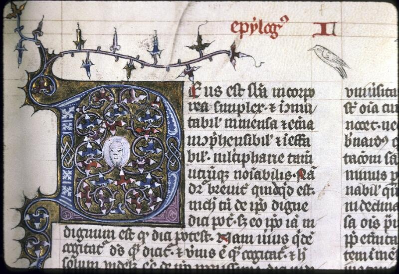 Lyon, Bibl. mun., ms. 0180, f. 032 - vue 2