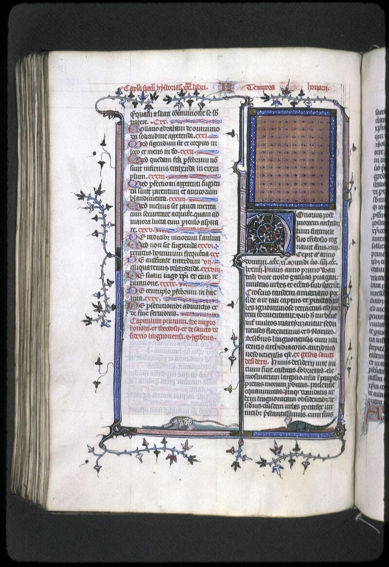 Lyon, Bibl. mun., ms. 0182, f. 135v - vue 1