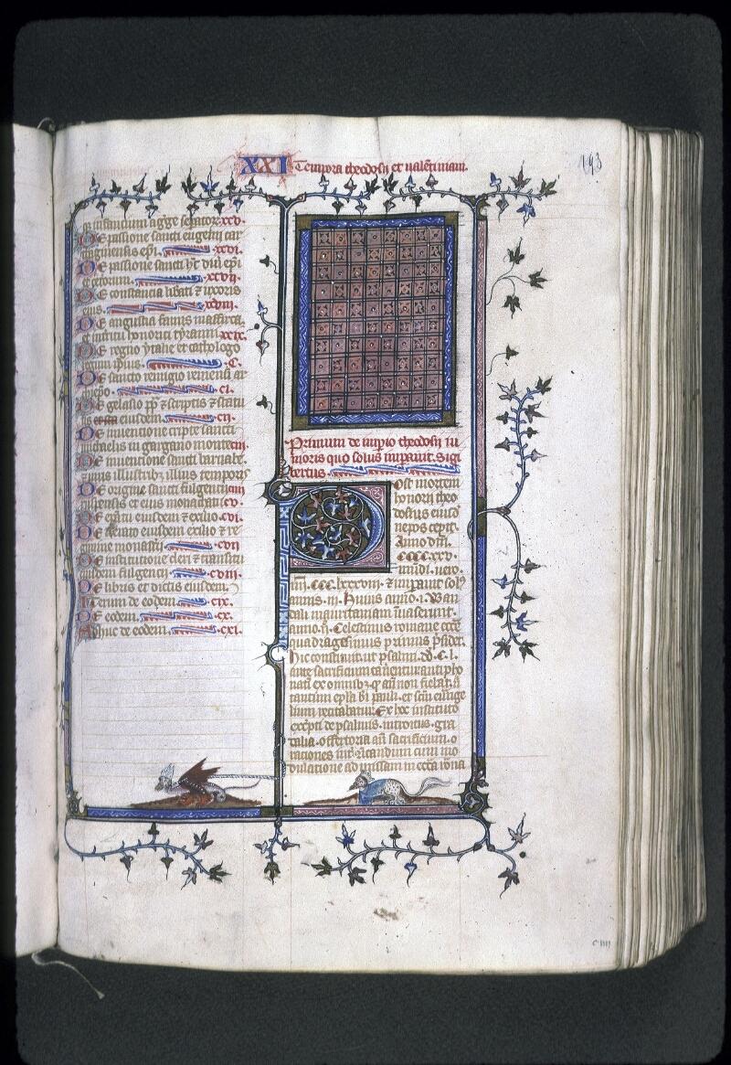 Lyon, Bibl. mun., ms. 0182, f. 193 - vue 1