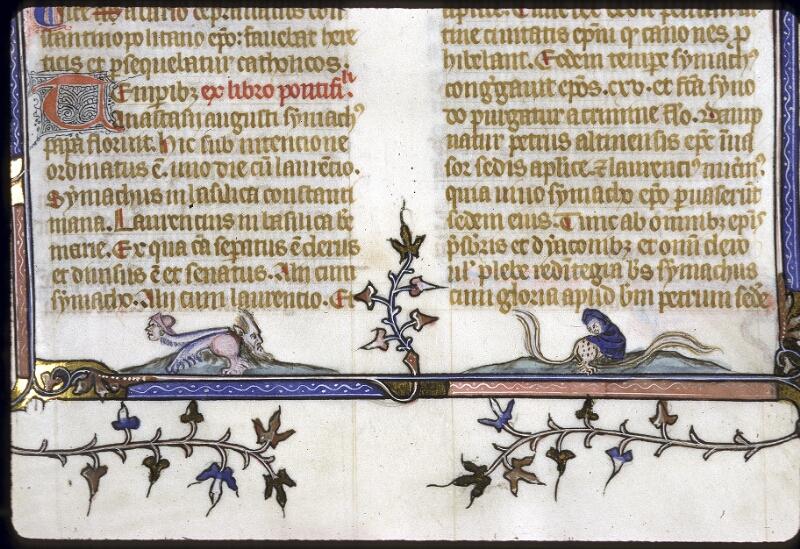 Lyon, Bibl. mun., ms. 0182, f. 233 - vue 2