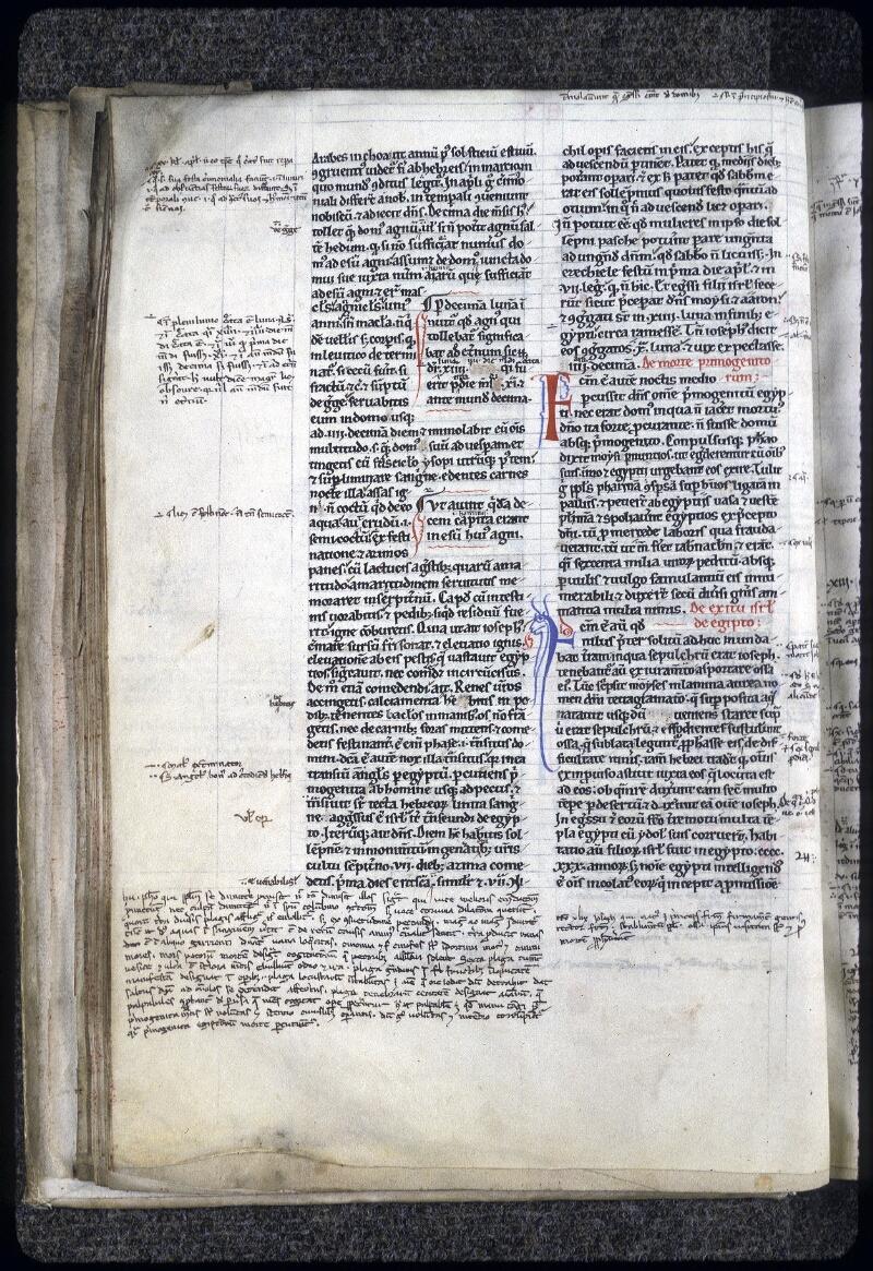 Lyon, Bibl. mun., ms. 0187, f. 020v - vue 1