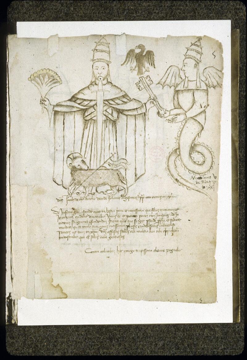 Lyon, Bibl. mun., ms. 0189, f. 005