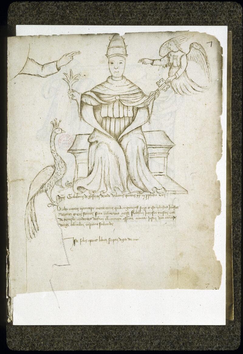Lyon, Bibl. mun., ms. 0189, f. 007