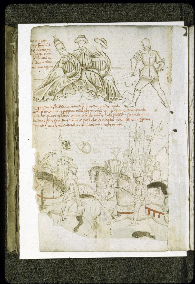 Lyon, Bibl. mun., ms. 0189, f. 027v - vue 1