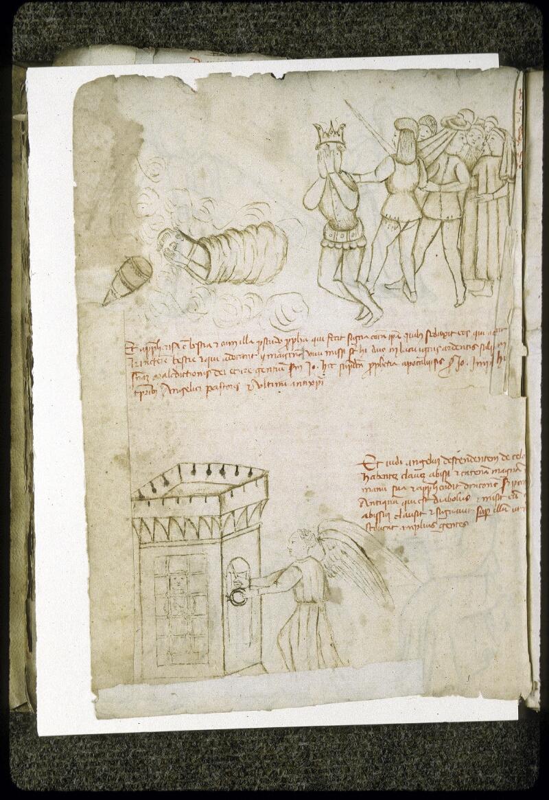 Lyon, Bibl. mun., ms. 0189, f. 036v - vue 1