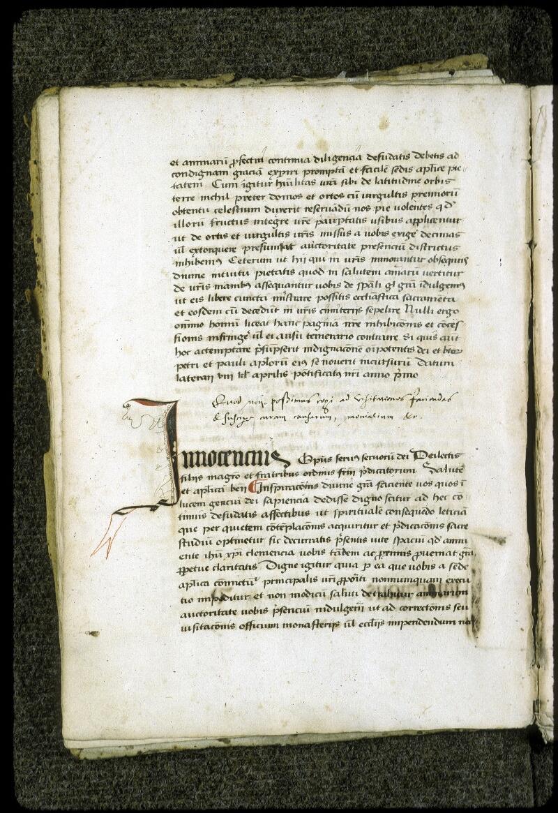 Lyon, Bibl. mun., ms. 0203, f. 011v - vue 2