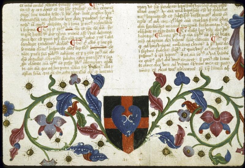 Lyon, Bibl. mun., ms. 0206, f. 001 - vue 4