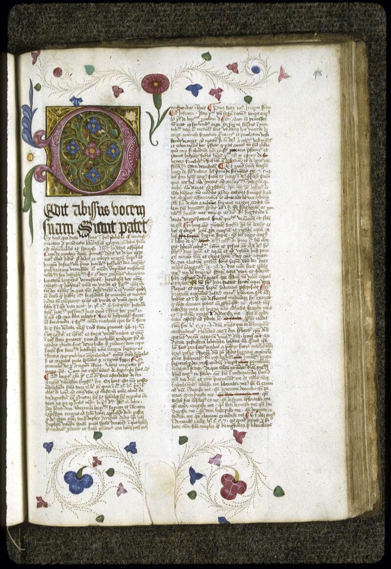 Lyon, Bibl. mun., ms. 0206, f. 098 - vue 1