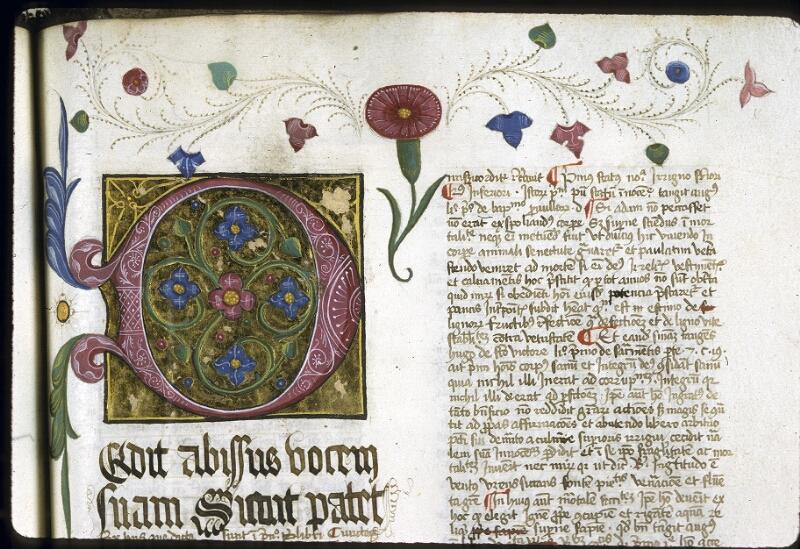 Lyon, Bibl. mun., ms. 0206, f. 098 - vue 2