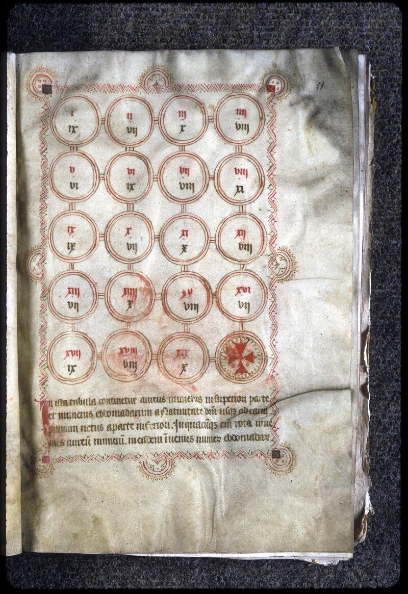 Lyon, Bibl. mun., ms. 0212, f. 011 - vue 2