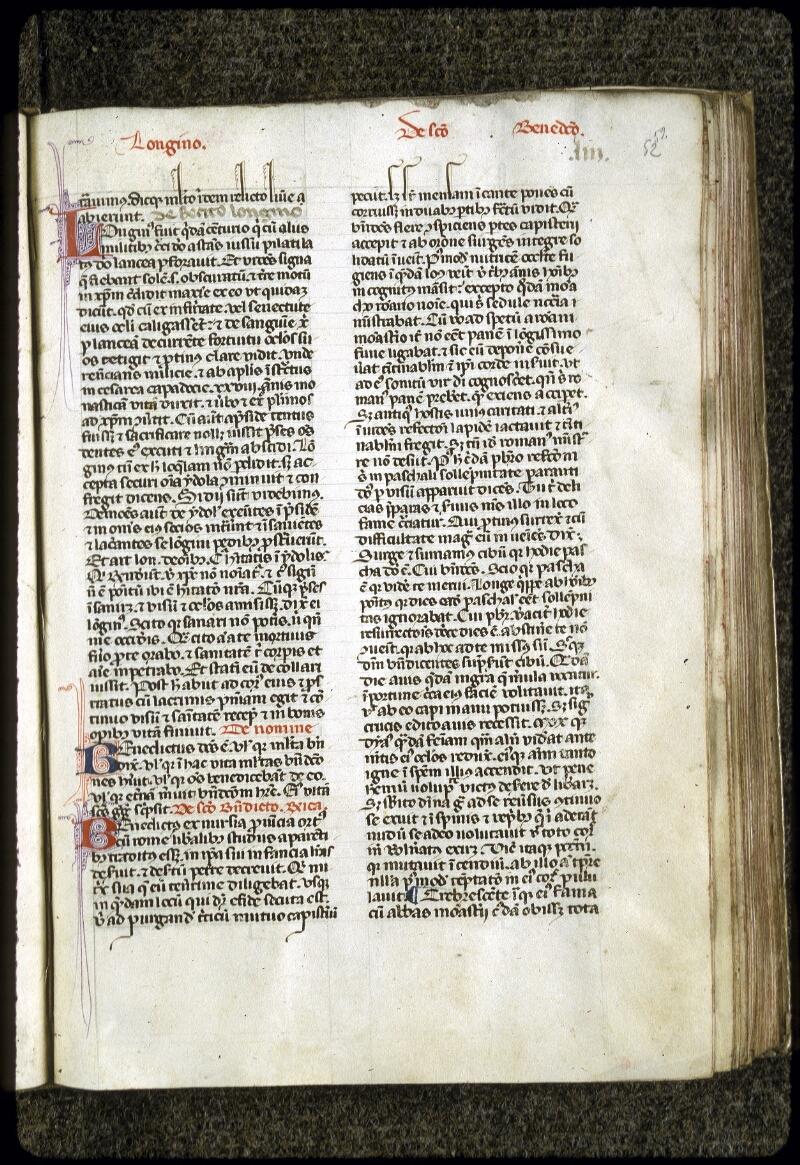 Lyon, Bibl. mun., ms. 0217, f. 052 - vue 2