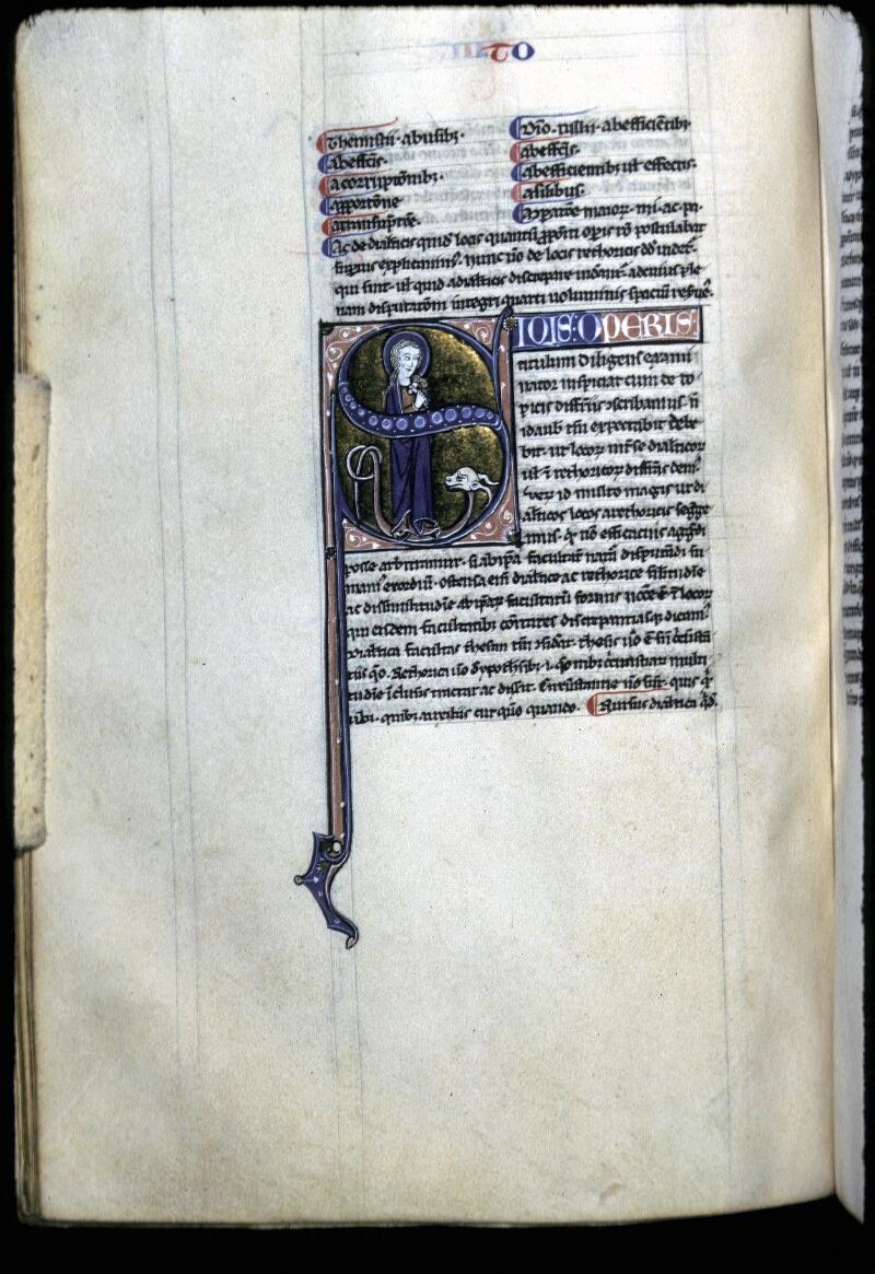 Lyon, Bibl. mun., ms. 0244, f. 069v - vue 1