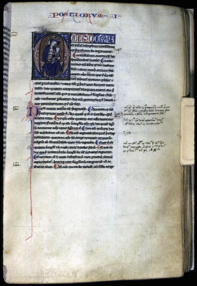 Lyon, Bibl. mun., ms. 0244, f. 136 - vue 1