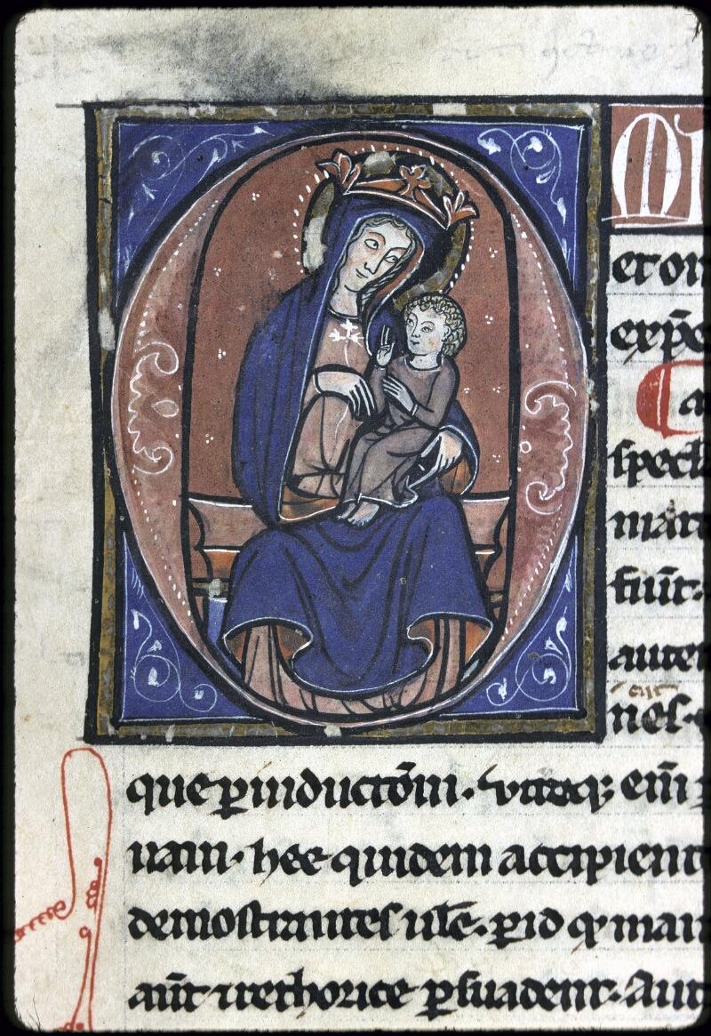Lyon, Bibl. mun., ms. 0244, f. 136 - vue 2