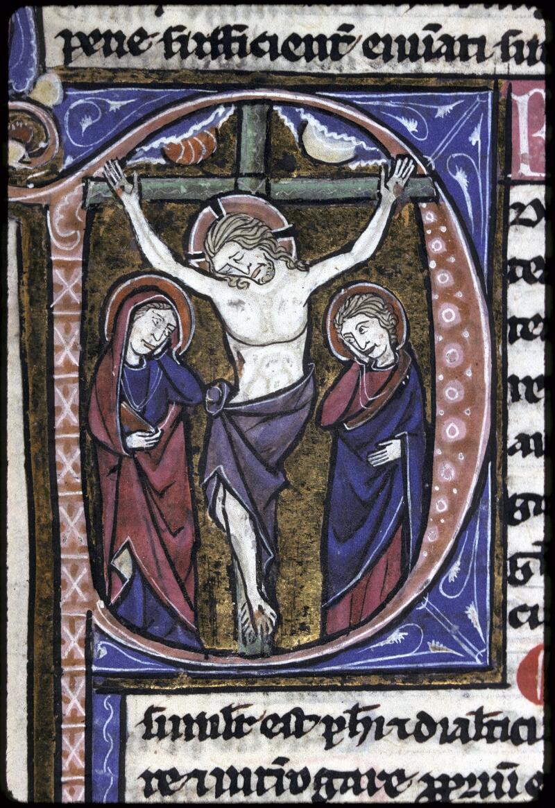 Lyon, Bibl. mun., ms. 0244, f. 232 - vue 2