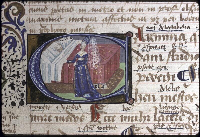 Lyon, Bibl. mun., ms. 0245, f. 002 - vue 2